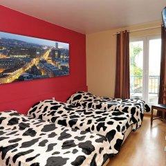 Отель Brussels Royotel Стандартный номер с различными типами кроватей фото 5