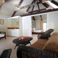 Отель Musket Cove Island Resort & Marina 4* Бунгало с различными типами кроватей фото 2