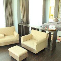 Отель Saranya River House 2* Улучшенный номер с различными типами кроватей фото 6