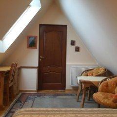 Отель Willa Kwiaty Tatr Закопане комната для гостей