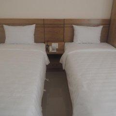 Апартаменты Kelly Serviced Apartment - District 1 Студия Делюкс с различными типами кроватей фото 3