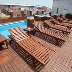 Klas Hotel бассейн фото 3