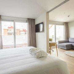 Отель Artiem Madrid 4* Полулюкс с различными типами кроватей фото 9
