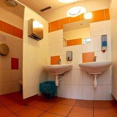 Budget Hostel Прага ванная