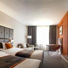 Гостиница Mercure Тюмень Центр 4* Номер Делюкс 2 отдельные кровати