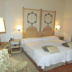 Отель Parador De Granada 4* Стандартный номер с различными типами кроватей