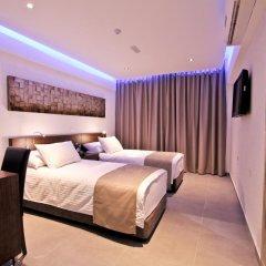 Achilleos City Hotel 2* Стандартный номер с различными типами кроватей фото 6