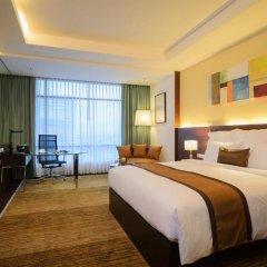 Отель AETAS lumpini 5* Номер Делюкс с различными типами кроватей фото 15