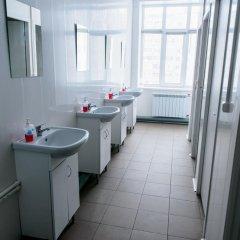 Хостел Европа Номер с общей ванной комнатой с различными типами кроватей (общая ванная комната) фото 41