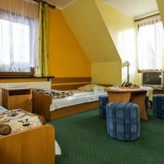 Отель Willa Marysieńka Стандартный номер фото 4