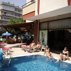 Angora Apart Hotel Турция, Аланья - отзывы, цены и фото номеров - забронировать отель Angora Apart Hotel онлайн бассейн