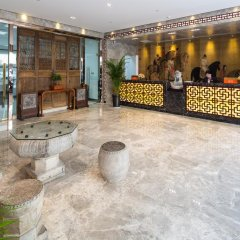 Xian Flying Dragon Hotel интерьер отеля