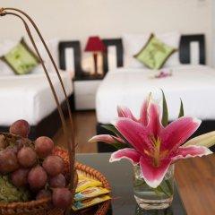 Serenity Villa Hotel 3* Люкс с различными типами кроватей фото 6