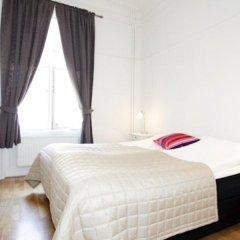 Отель Parlan Hotell 3* Стандартный номер с различными типами кроватей фото 3