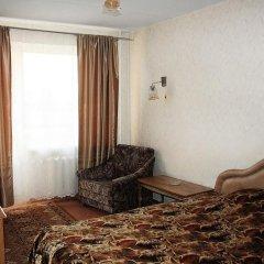 Гостиница Турист Николаев 3* Номер Эконом с двуспальной кроватью