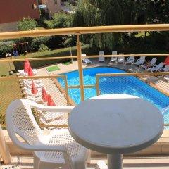 Отель Deva балкон