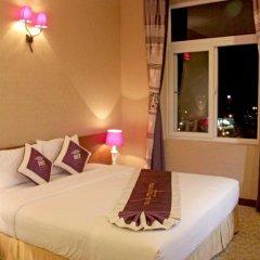 Hai Ba Trung Hotel and Spa 5* Номер Делюкс с различными типами кроватей фото 4