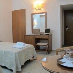 Solomou Hotel 3* Стандартный номер с разными типами кроватей фото 2
