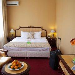 Гостиница Мандарин Москва 4* Номер Делюкс с двуспальной кроватью фото 15