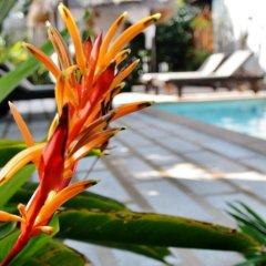Отель Chalisa Villas бассейн