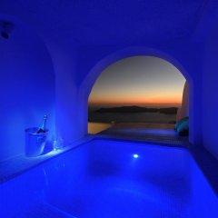 Отель Abyssanto Suites & Spa 4* Улучшенные апартаменты с различными типами кроватей фото 7