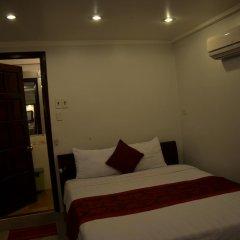Hong Thien Backpackers Hotel 2* Стандартный номер с двуспальной кроватью фото 4