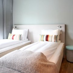 Thon Hotel Tromsø 3* Стандартный номер с различными типами кроватей фото 4
