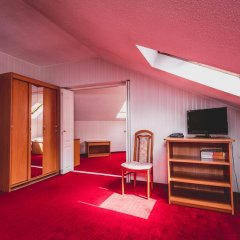 Отель Twins Польша, Варшава - отзывы, цены и фото номеров - забронировать отель Twins онлайн комната для гостей фото 3