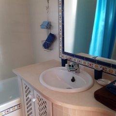 Отель Casa dos Ventos ванная