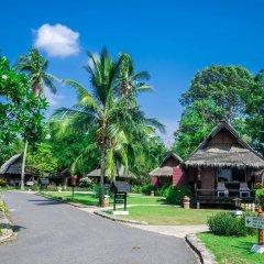 Отель Sunset Village Beach Resort 4* Бунгало с различными типами кроватей фото 2