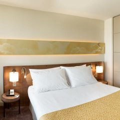Radisson Blu Hotel Lyon 4* Стандартный номер с различными типами кроватей фото 6