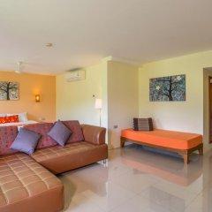 Отель Srisuksant Resort 4* Улучшенный номер с различными типами кроватей фото 8