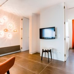Апартаменты Cosmo Apartments Sants Улучшенные апартаменты с различными типами кроватей фото 13