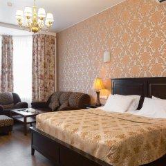 Гостиница Аллегро На Лиговском Проспекте 3* Люкс с различными типами кроватей фото 14