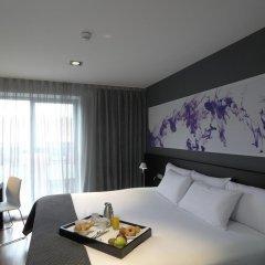 Отель Eurostars Lex 4* Стандартный номер с различными типами кроватей фото 8