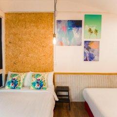 Отель Glur Bangkok Люкс повышенной комфортности разные типы кроватей фото 26