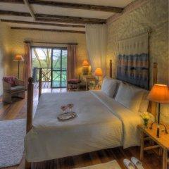Отель Sarova Lion Hill Game Lodge 4* Улучшенное шале с различными типами кроватей фото 8