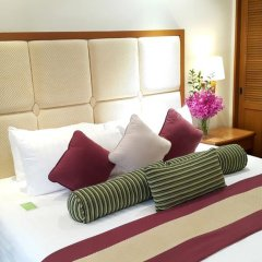 Boulevard Hotel Bangkok 4* Номер Делюкс с разными типами кроватей фото 8