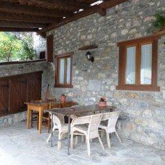 Отель Las Rocas de Brez питание фото 2