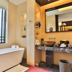 Отель Banyan Tree Lijiang 5* Люкс двуспальная кровать фото 10
