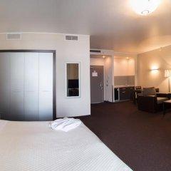 Гостиница Золотой Затон 4* Студия с различными типами кроватей фото 23
