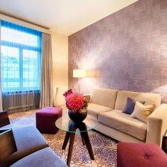 ALDEN Suite Hotel Splügenschloss Zurich 5* Полулюкс с различными типами кроватей фото 3