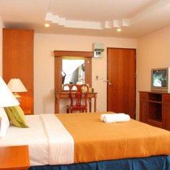 Апартаменты J S Tower Service Apartment Бангкок комната для гостей фото 4