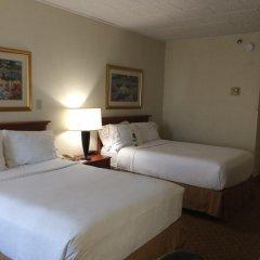 Отель Clarion Inn Frederick Event Center 3* Стандартный номер с различными типами кроватей фото 5