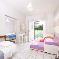 Отель Ilios Studios Stalis Студия с различными типами кроватей фото 18