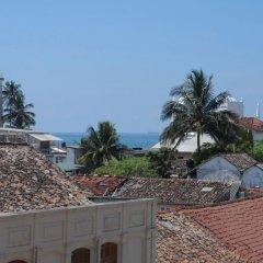 Отель Bouganvila Guest Шри-Ланка, Галле - отзывы, цены и фото номеров - забронировать отель Bouganvila Guest онлайн пляж фото 2