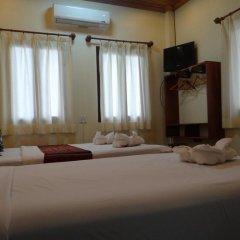 Отель Villa Somphong 2* Стандартный номер с различными типами кроватей