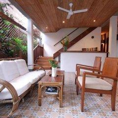 Sala Prabang Hotel 3* Стандартный номер с различными типами кроватей фото 16