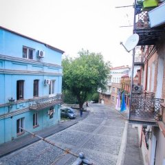 Отель David Mikadze's Guest House балкон