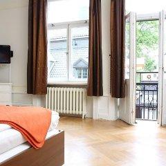 Queen's Hotel 3* Стандартный номер с различными типами кроватей фото 5